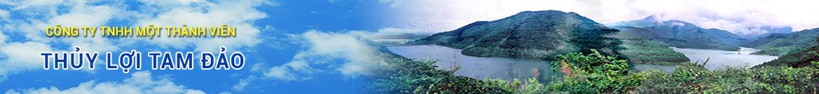 Thủy lợi Tam Đảo