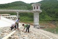 Tăng cường công tác bảo vệ an ninh trật tự hồ Xạ Hương